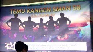 Reuni SMAN 58 Jakarta Lulusan 97 [Opening]