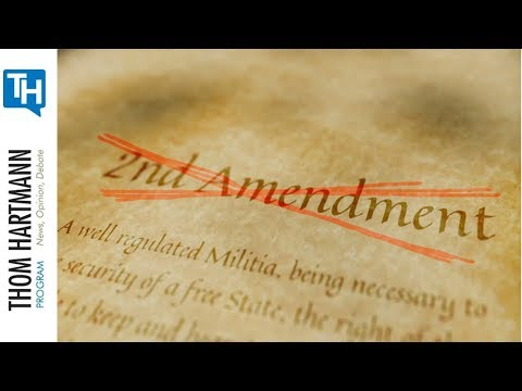 It Is Time To Repeal The Second Amendment