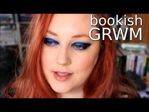 bookish-grwm:-beast-by-lisa-jensen