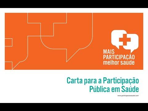 Petição pela Participação Pública em Saúde discutida no Parlamento