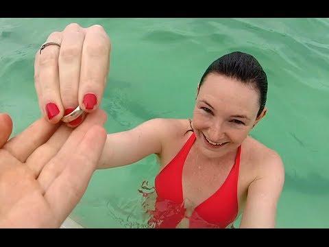 Bondi Icebergs Swimming Club and My Wedding Ring