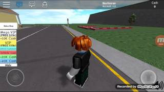 Playing Roblox / New game #3 sorry line tak kuat.