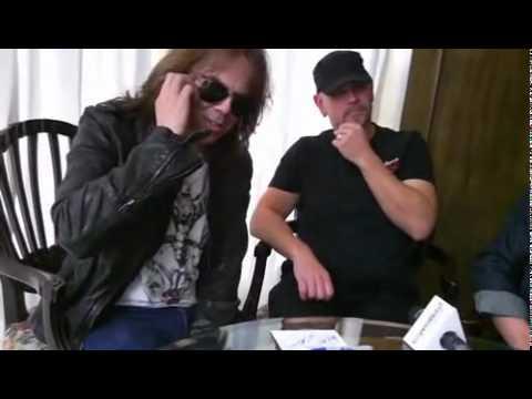 Jose Contreras Araya - Joey Tempest conversando por fono con @UniversoBigBang - Twitvid.mp4