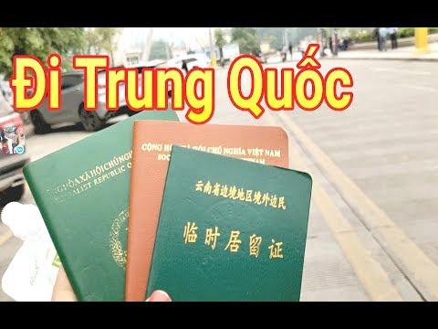 Cần Bao Nhiêu Tiền để Sang Trung Quốc Chơi (Phần 1).