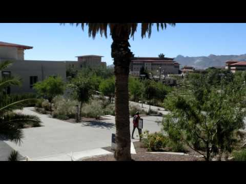 UTEP (University of Texas at El Paso) campus