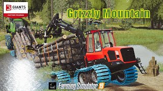 Download Fs 19 Grizzly Mountain Map By Fdr Logging Team Pc
