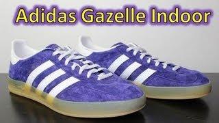 adidas gazelle indoor nere