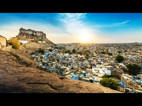 Know More About Jodhpur - The Blue City Of Rajasthan