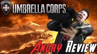 Angry Joe Show - Umbrella Corps (rus vo)