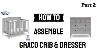 How To Put Together Graco Baby Crib