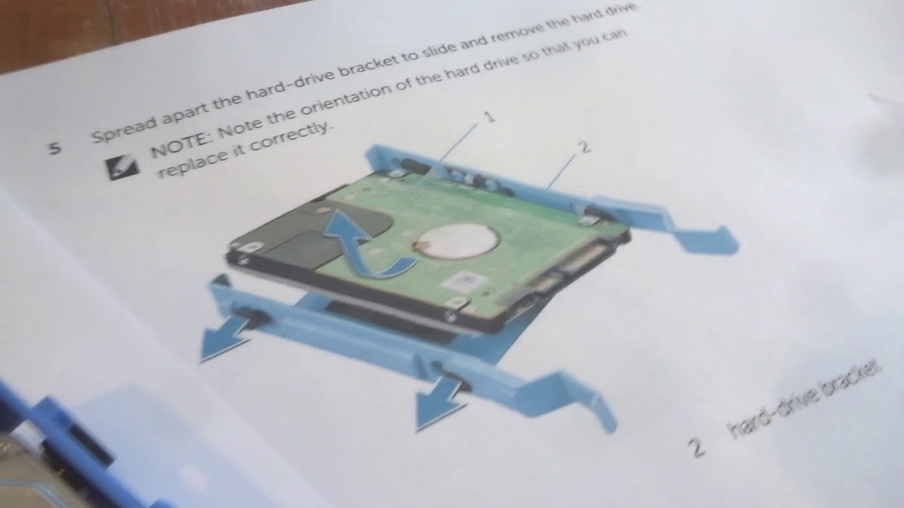 How To Install A 2nd And 3rd Hard Drive Dell Inspiron 3650 Desk Wiring Diagram Top Computer