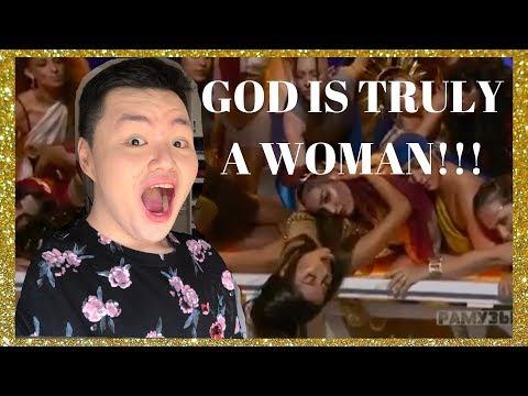 Ariana Grande - God Is A Woman Live at the VMAs REACTION | Anjelo Lysandre