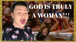 Ariana Grande - God Is A Woman Live at the VMAs REACTION   Anjelo Lysandre