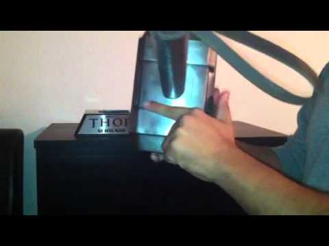 "Official ""Thor"" Movie MJOLNIR Replica Review"