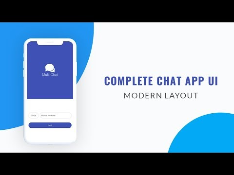Ionic MultiChat - Complete Chatting App UI (Whats App cloned)