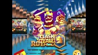 Principio de mi canal de Clas Royale y Clash of clans explicacion de el canal