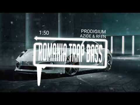 Azide & Rfen - Prodigium (Bass Boosted)