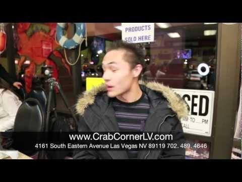 Best Lobster In Las Vegas; Crab Corner Maryland Seafood House