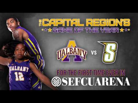 Men's Basketball vs. U Albany - Nov. 16, 2016