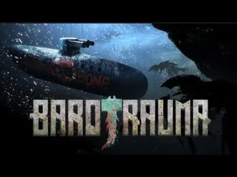 A game made for people to back-stab friends [barotrauma] |