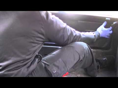 How to Open Broken Trunk Lock on a VW Golf 99-06 Simple, Easy, Steps