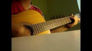 Xăng tăng (chế) guitar cover