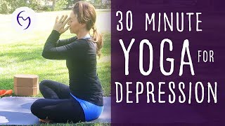 Yoga for Depression with Fightmaster Yoga