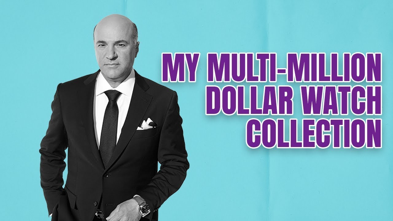 My Multi-Million Dollar Watch Collection | Ask Mr. Wonderful Shark Tank's Kevin O'Leary
