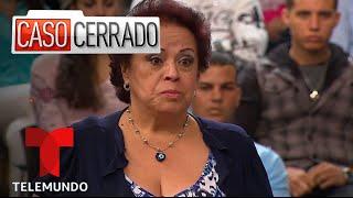 Heredero Homicida 👱💰⚰️   Caso Cerrado   Telemundo