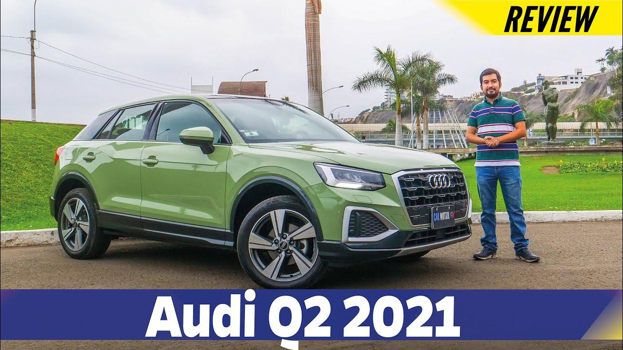 Audi Q2 2021- Prueba completa / Test / Review en Español 😎| Car Motor
