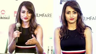 Trisha Krishnan at Filmfare Event | TimesOfCinema TV