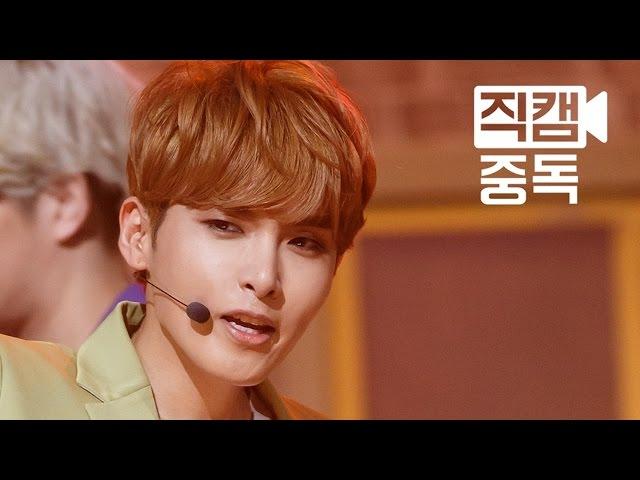 [Fancam] Ryeo Wook of Super Junior(슈퍼주니어 려욱) DEVIL(데빌) @M COUNTDOWN_150716 직캠중독 온라인
