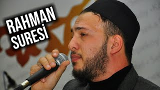 Rahman Suresi (Mealli) Abdullah ALTUN عبد الله التون / سورة الرحمن