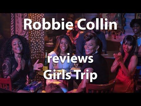 Download Robbie Collin reviews Girls Trip