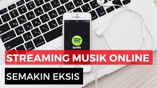 Tren Streaming Musik Online di Indonesia
