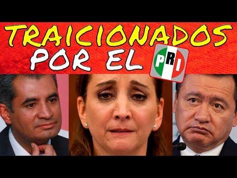 TRAlClONAN Priistas A Enrique Ochoa, Claudia Ruiz Massieu, Chong, Beatriz Paredes, Vanessa Rubio...