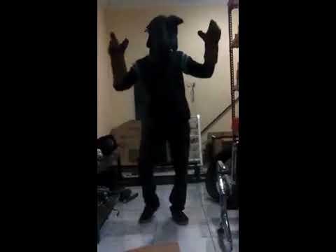 IRON MAN DANCING