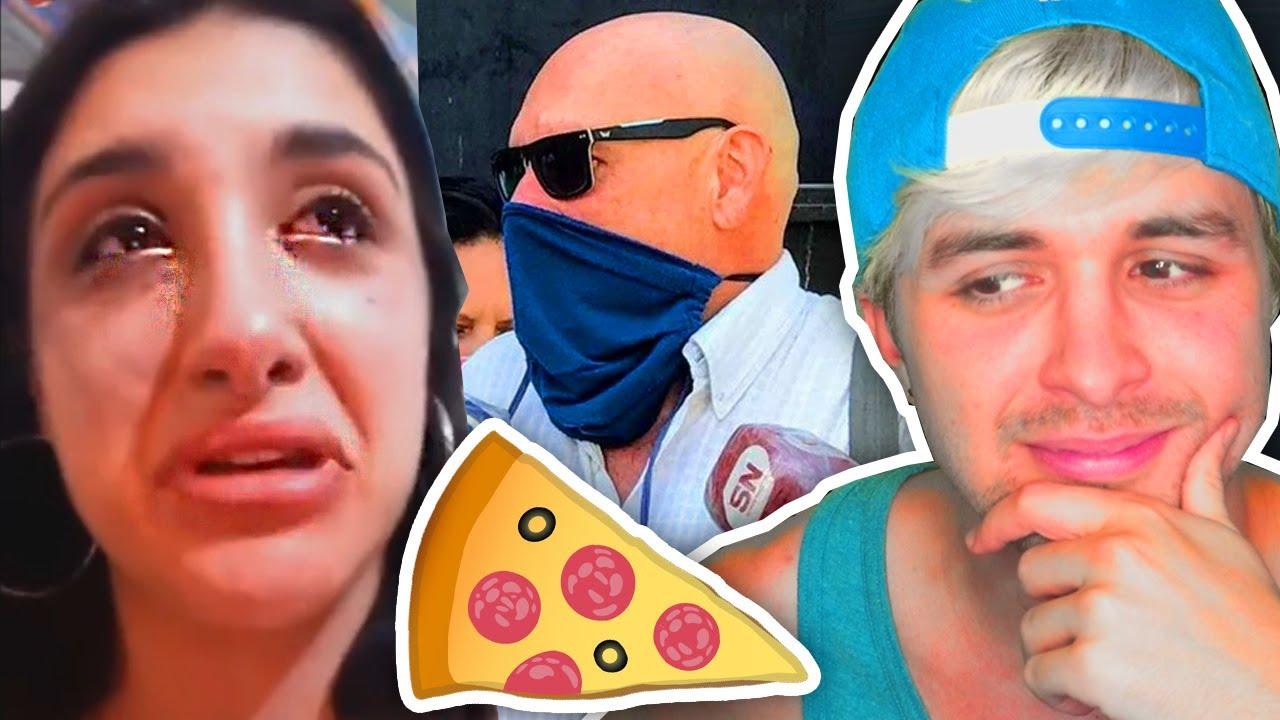 la Chica que DENUNSIA a un Taxista por PEDIR UNA PIZZA 🍕 (Literal, y ni era para ella)
