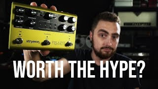 Should You Buy A Strymon Volante?