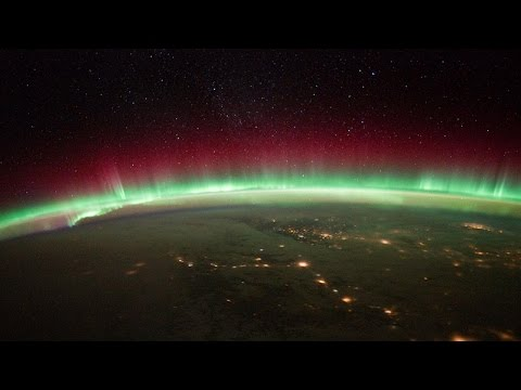 Space Station Live: A View from Aloft