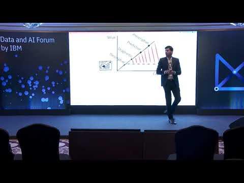 IBM Data & AI Forum   Delhi   2019   Connecting all data for AI   Atul Joshi   Roscoe Lobo.