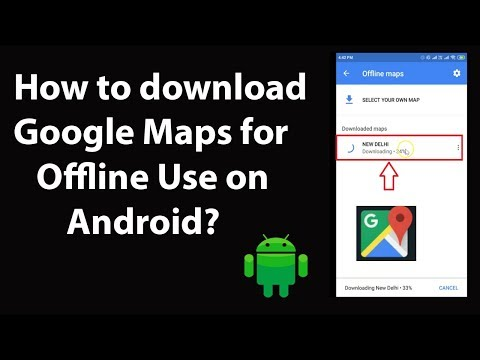 How To Download Google Maps For Offline Use On Android?