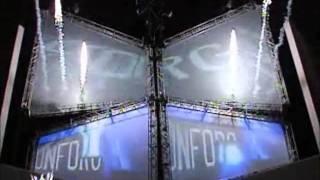 WWE Unforgiven (2004) Pyro