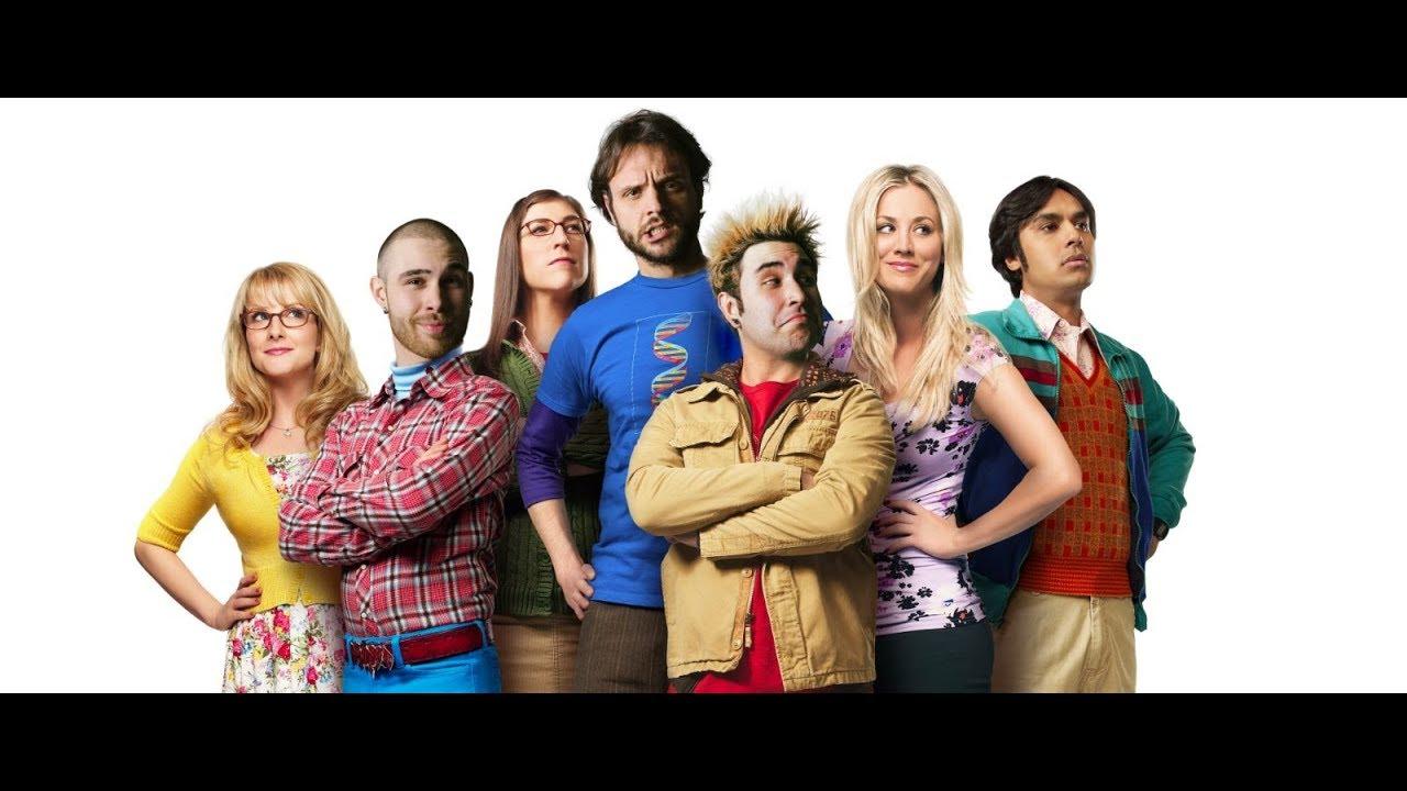 Honey The Gang Bang Theory The Big Bang Theory Parody