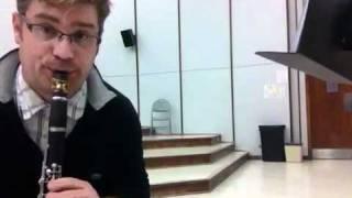 Clarinet Beat Boxing (improv jam)