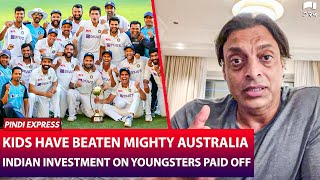 Indian Investment has Paid Off Big Time ! | IndiaVSAustralia 2021 | Shoaib Akhtar | SP1N