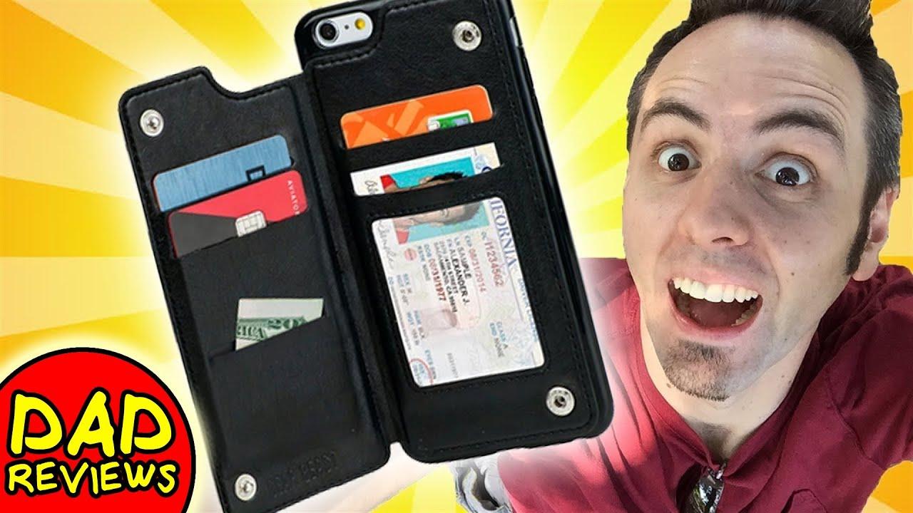 newest 80149 dcc22 BEST IPHONE WALLET CASE   Gear Beast Dual Rear Folio Wallet Case