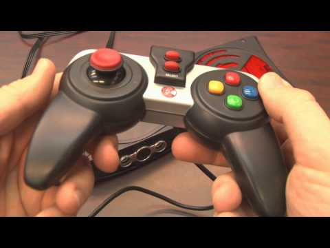 Classic Game Room - HYPERSCAN game console review