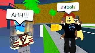 DELETING THE MAP WITH ADMIN! (Roblox)