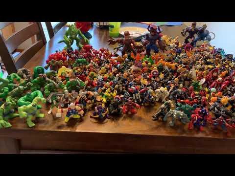 BD's Superhero Squad Collection